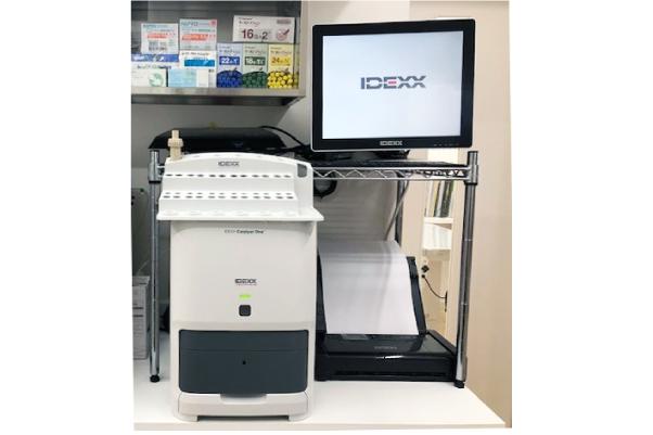 血液生化学検査機器(カタリストワン)